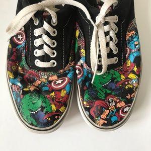 Vans Marvel Sneakers